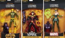 Full Line of Marvel Legends Doctor Strange Action Figures Revealed