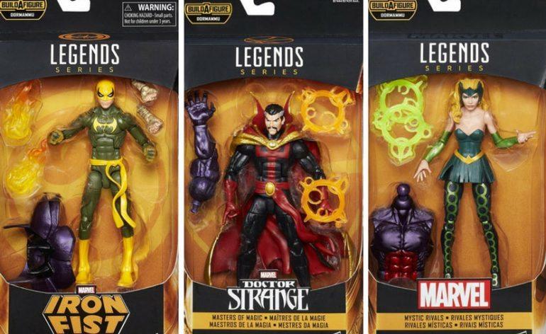 BAF Dormammu Marvel Legends Doctor Strange action figures wave