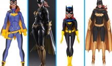 Looking Over All the Different Batgirl Action Figures Headed Our Way