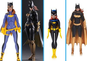 Upcoming Batgirl Action Figures