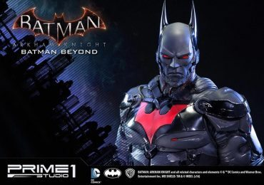 Prime 1 Studio Arkham Knight Batman Beyond statue