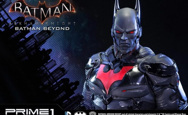 Prime 1 Studio Arkham Knight Batman Beyond statue
