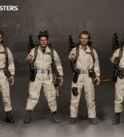 Blitzway Sixth Scale Ghostbusters Action Figures, team