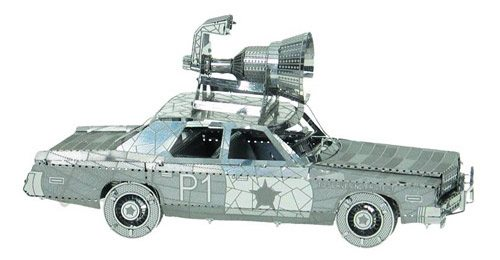 Blues Brothers Bluesmobile Metal Model Kit