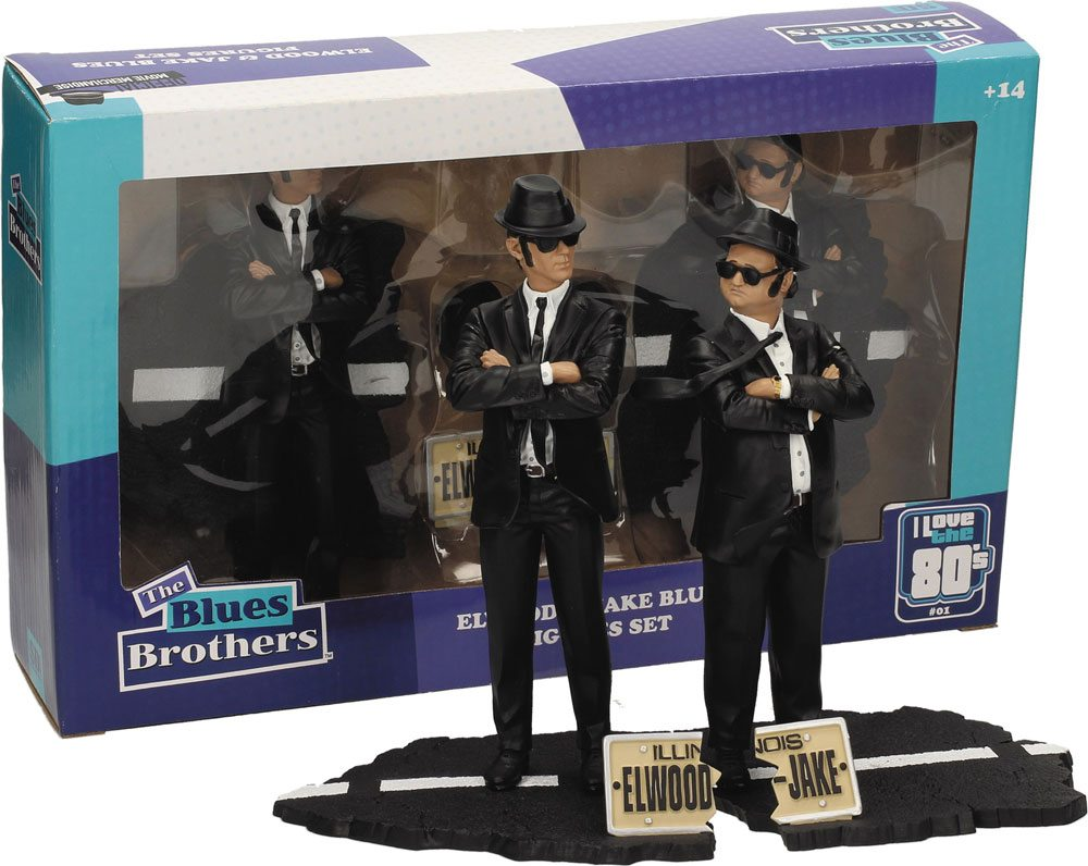 Toys For Brothers : Sd toys are bringing the blues brothers that is