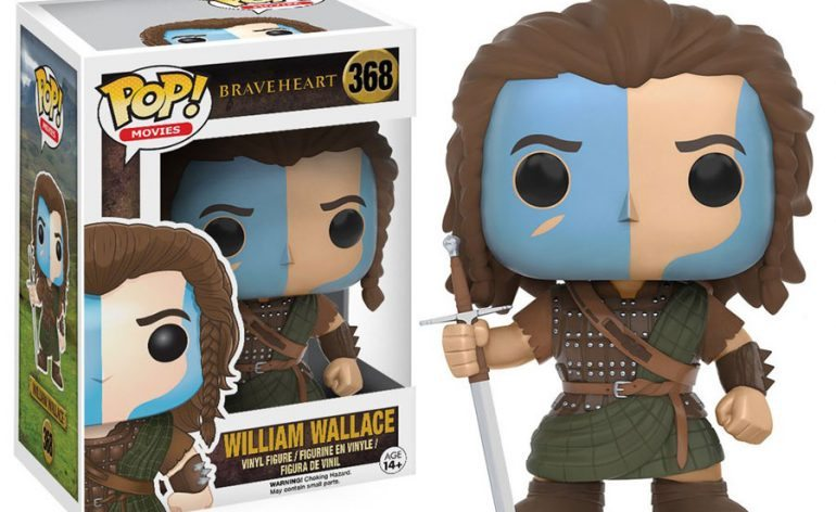 Funko Braveheart Movie Pop - WIlliam Wallace