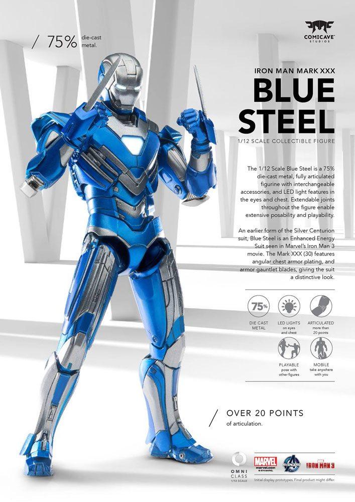 Comicave-Iron-Man-Blue-Steel-action-figure-details - Action Figure Fury