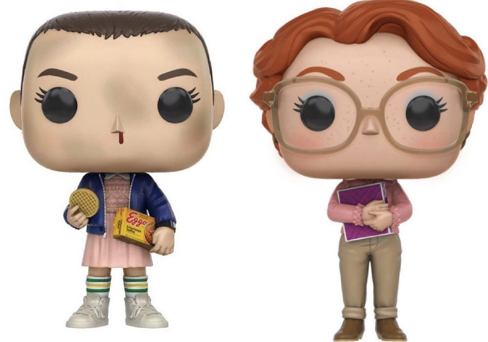 funko 39 s asking do you want stranger things pop figures. Black Bedroom Furniture Sets. Home Design Ideas