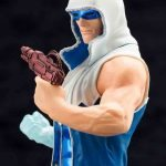 DC New 52 Kotobukiya Captain Cold ArtFX statue, alternate gun arm