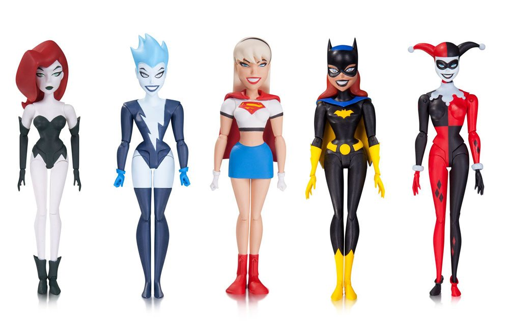 DC Collectibles Girls Night Out Action Figures