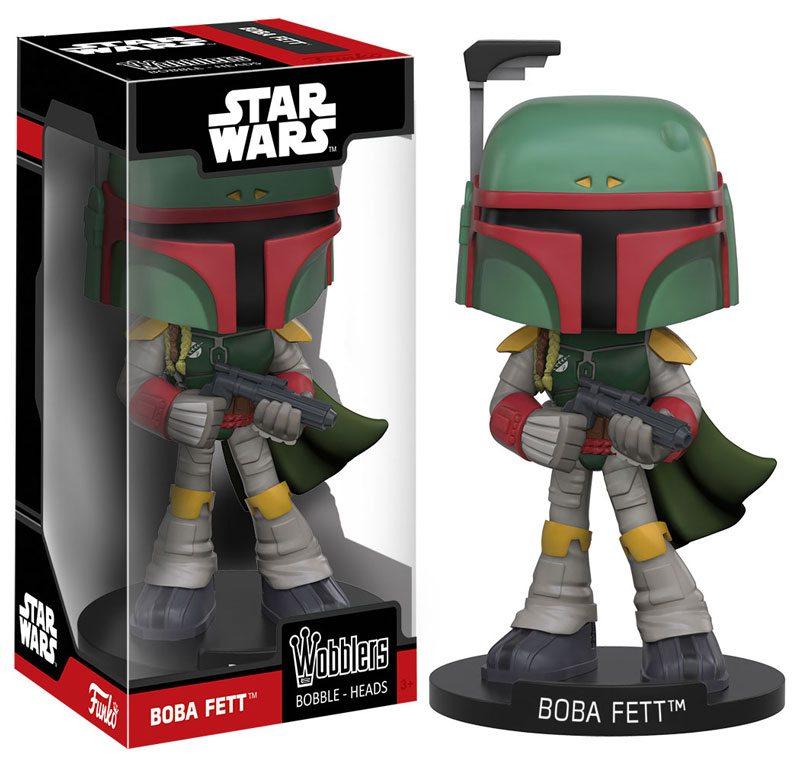 Funko Star Wars Wobblers Boba Fett