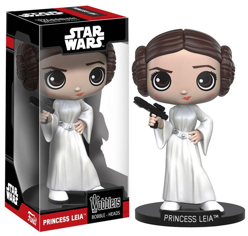 Funko Star Wars Wobblers Princess Leia