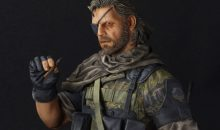 Gecco Shows Off Venom Snake Statue From Metal Gear V