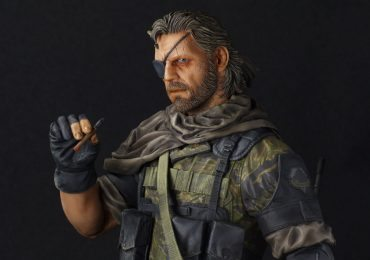 Gecco Toys Sixth Scale Metal Gear Solid V: The Phantom Pain Venom Snake statue