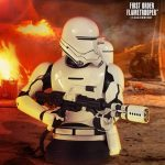 Gentle Giant First Order Flame Trooper Mini Bust, promo poster