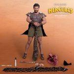GoHero Steve Reeves Hercules action figure, accessories
