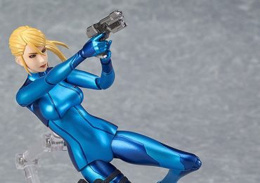 Good Smile Company Metroid: Other M Samus Zero Suit action figure