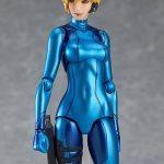 Good Smile Company Metroid: Other M Samus Zero Suit action figure, short hair