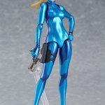 Good Smile Company Metroid: Other M Samus Zero Suit action figure