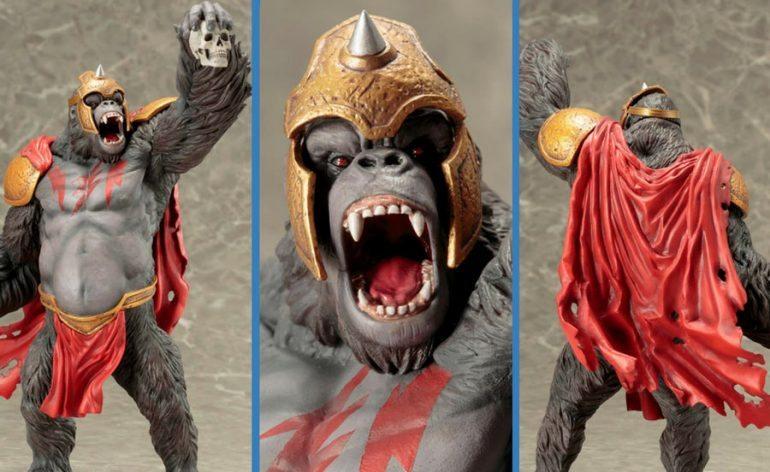 Kotobukiya Gorilla Grodd Statue
