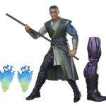BAF Dormammu Marvel Legends Doctor Strange action figures, baron Mordo accessories