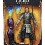 BAF Dormammu Marvel Legends Doctor Strange action figures, Baron Mordo packaging