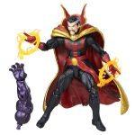 BAF Dormammu Marvel Legends Doctor Strange action figures, New Duds Strange accessories