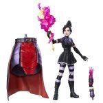 BAF Dormammu Marvel Legends Doctor Strange action figures, Nico accessories