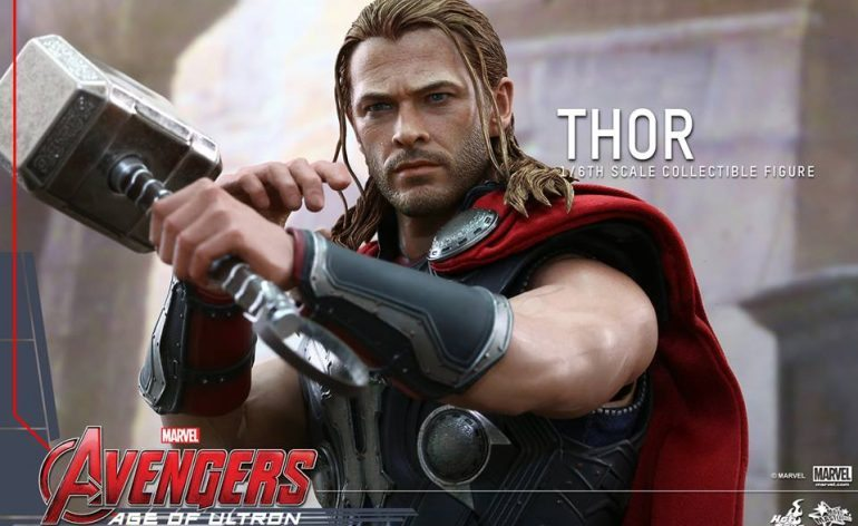 Hot Toys Sixth Scale Thor action figure