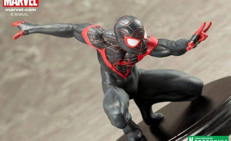 Kotobukiya ArtFX Ultimate Spider-Man statue