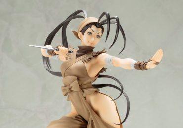 Kotobukiya Street Fighter Ibuki Bishoujo Statue