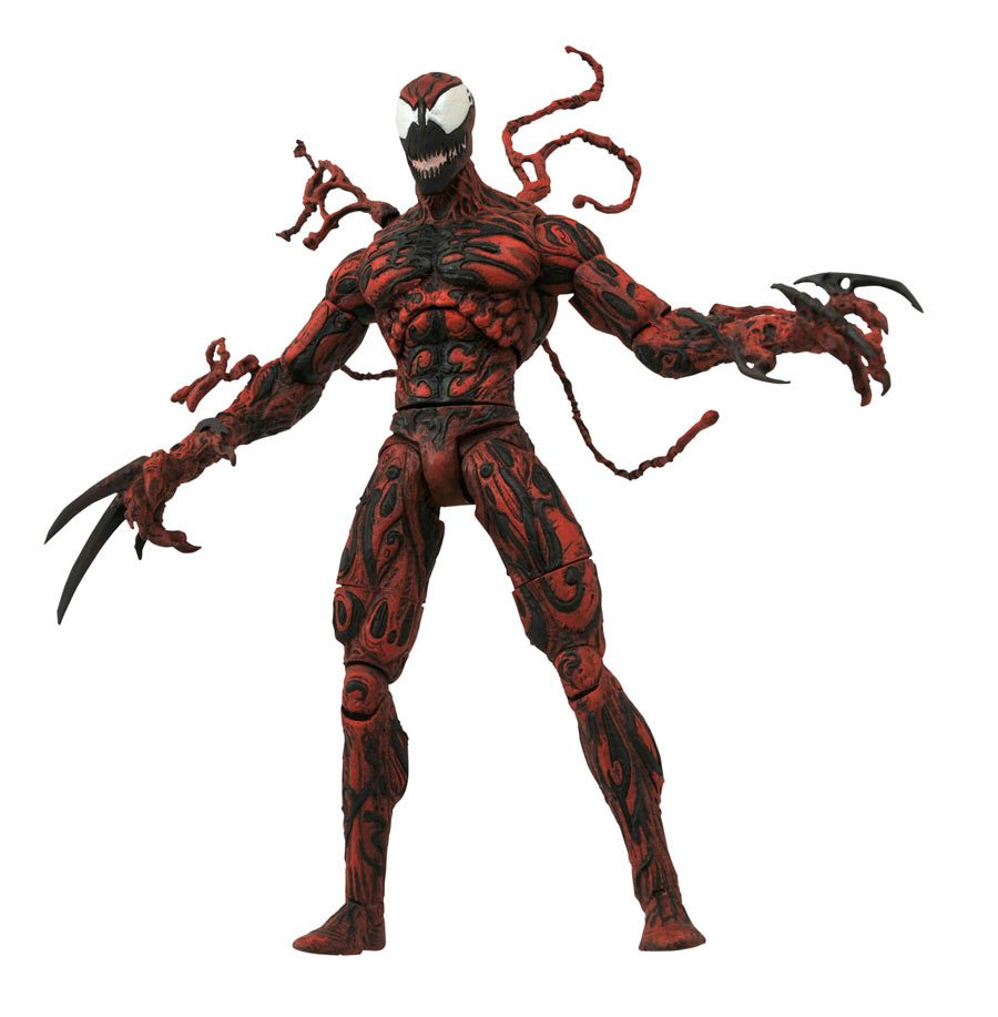 Diamond Select Toys August 2016 Releases - Marvel Select Carnage action figure