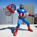 Marvel Ultimate Series Premium Action Figures - Captain America