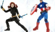 Marvel Ultimate Series Premium Action Figures Revealed