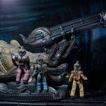 Alien Movie Collectibles - NECA Fossilized Space Jockey Statue
