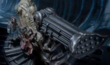 NECA Goes Big With the Space Jockey and Full Sized Face Hugger