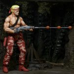 NECA Classic Contra action figures, Bill