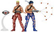 NECA's Classic Contra Action Figures Are Now Available!