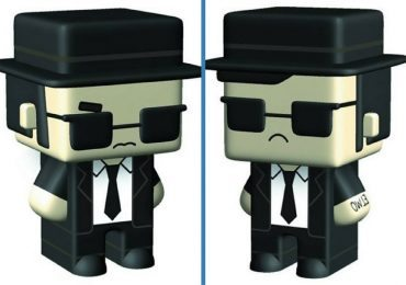 Blues Brothers Pixel Figures
