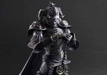Final Fantast XII Play Arts Kai Gabranth action figure
