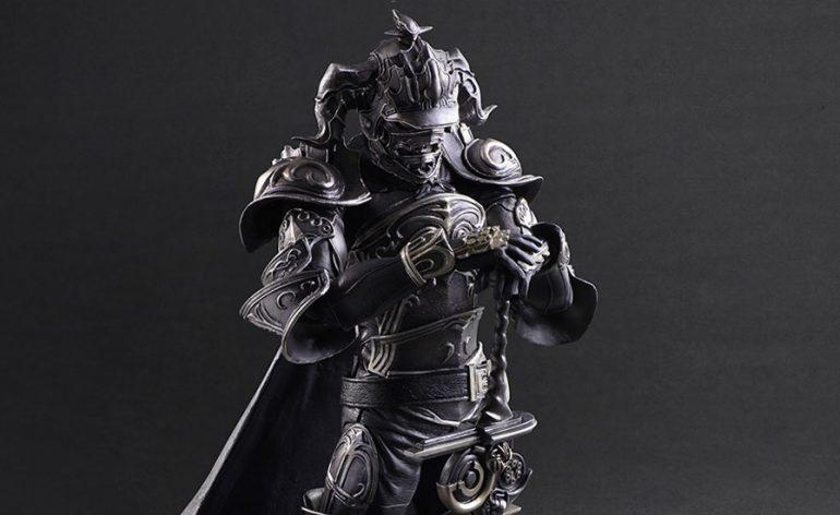 Final Fantast XII Play Arts Kai Gabranth action figure