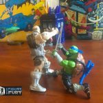 Playmates Toys TMNT Out of the Shadows Action Figures, Kraang and Leonardo