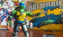 TMNT Out of the Shadows Action Figures Review, Leonardo and Kraang