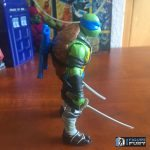 Playmates Toys TMNT Out of the Shadows Action Figures, Leonardo