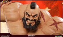 UPDATE: 2 Additional Versions of PCS Zangief Statue Revealed!