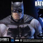 The Dark Knight Batman statue from Prime 1 Studios, calm face