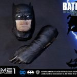 The Dark Knight Batman statue from Prime 1 Studios, exclusive accessories