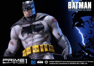 The Dark Knight Batman statue from Prime 1 Studios