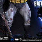 The Dark Knight Batman statue from Prime 1 Studios, sniper rifle