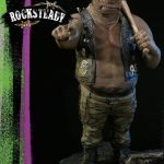 Prime 1 TMNT statues, Rocksteady